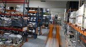 Die Aufbereitungszentrale für Kopierer und Drucker